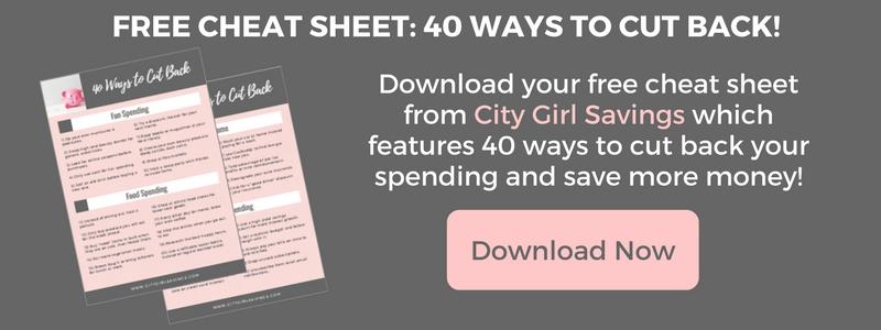 get cheat sheet