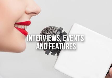 beauty interviews