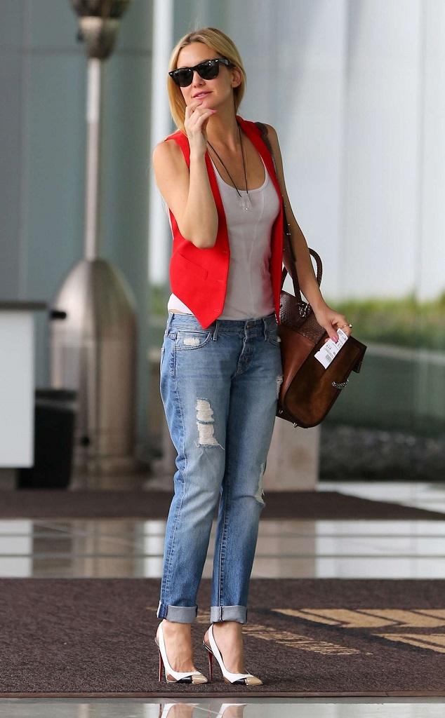 Celebrity Style Watch Kate Hudson City Girl Savings