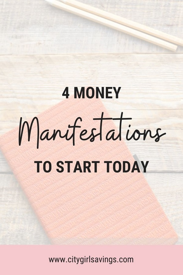 money manifestations