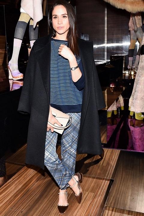 Celebrity Style Watch Meghan Markle City Girl Savings