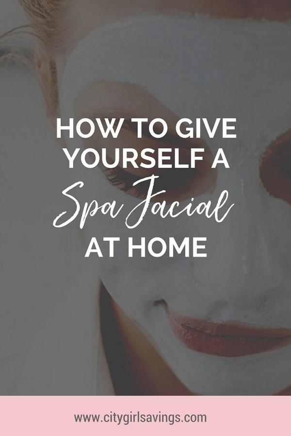 facial at home