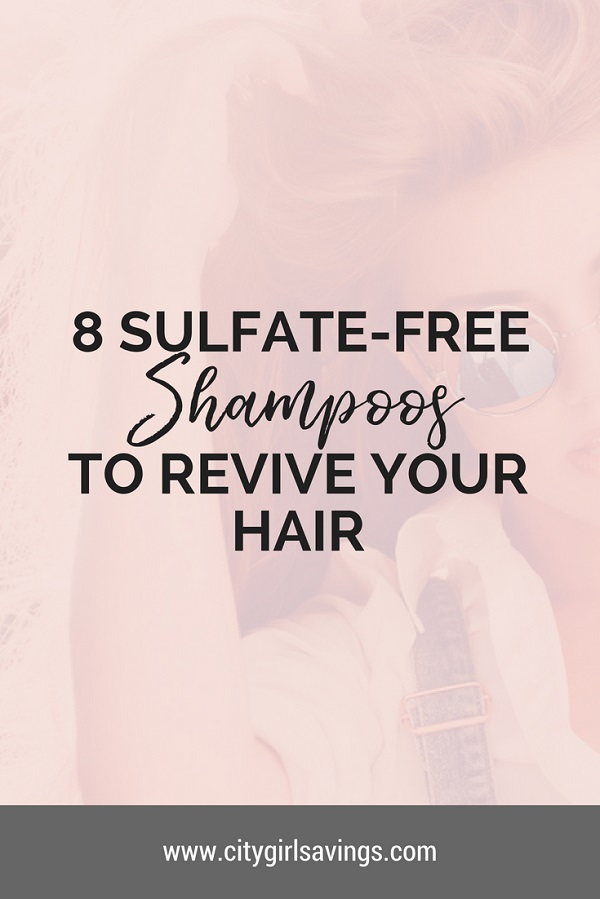 sulfate-free shampoos
