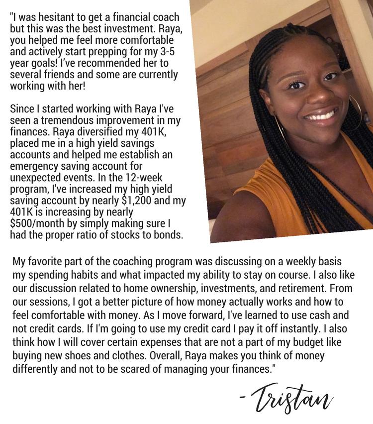 city girl savings testimonial