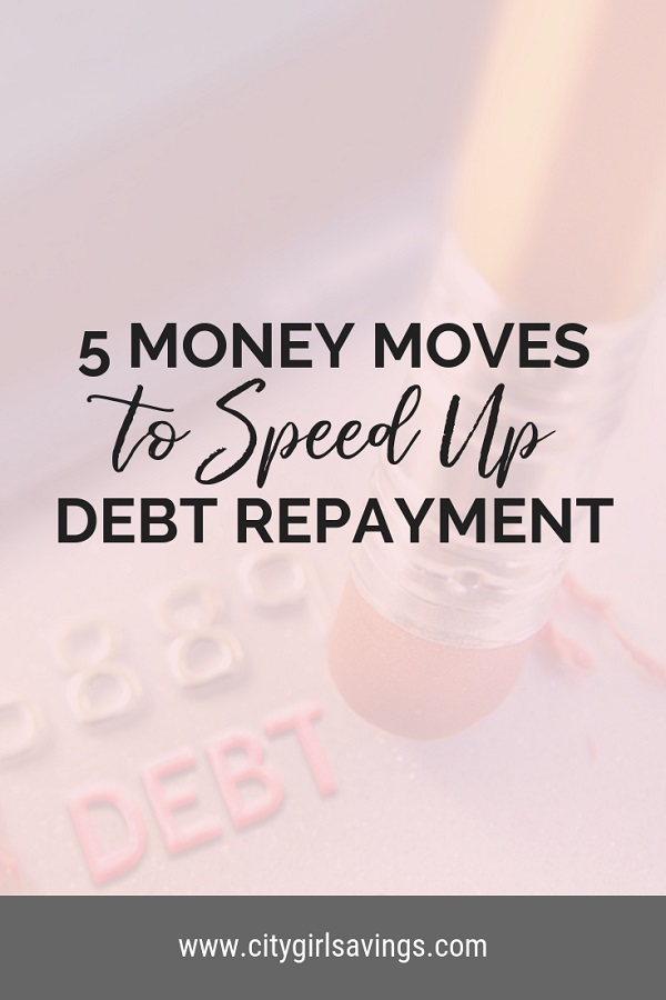 speed up debt repayment