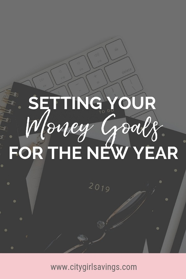 set your money goals