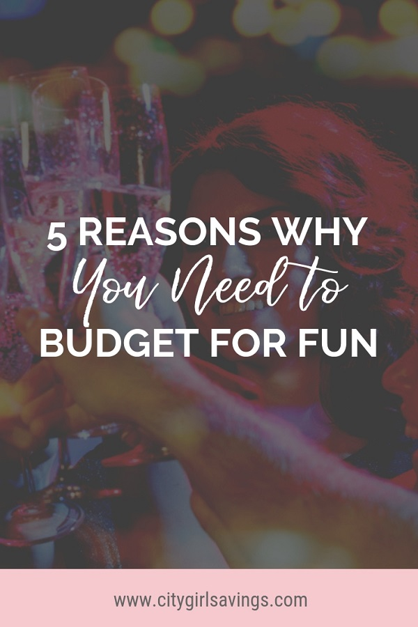 budget for fun