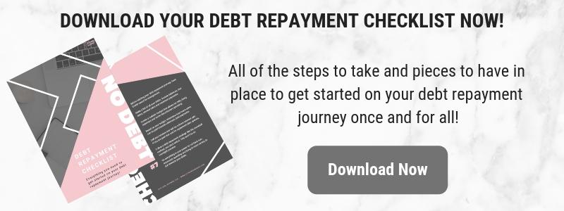 Click here to get debt checklist