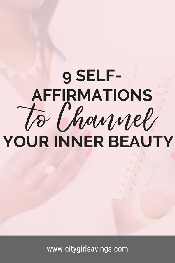 channel your inner beauty