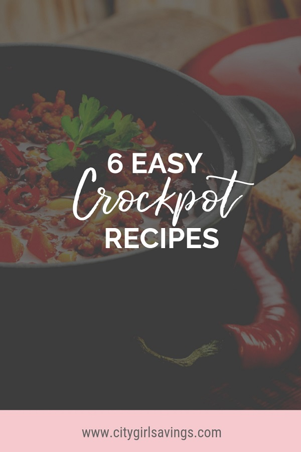 easy crockpot recipes