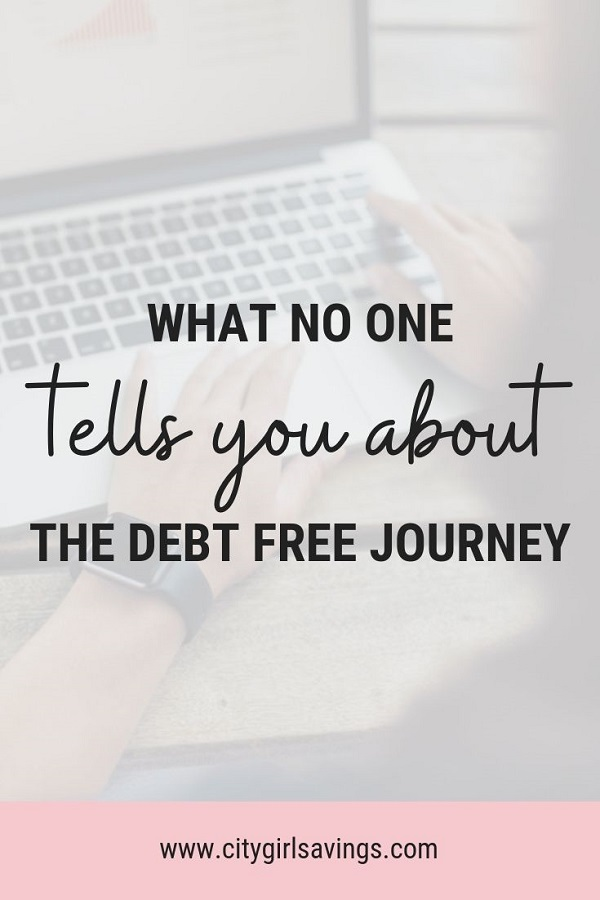 debt free journey