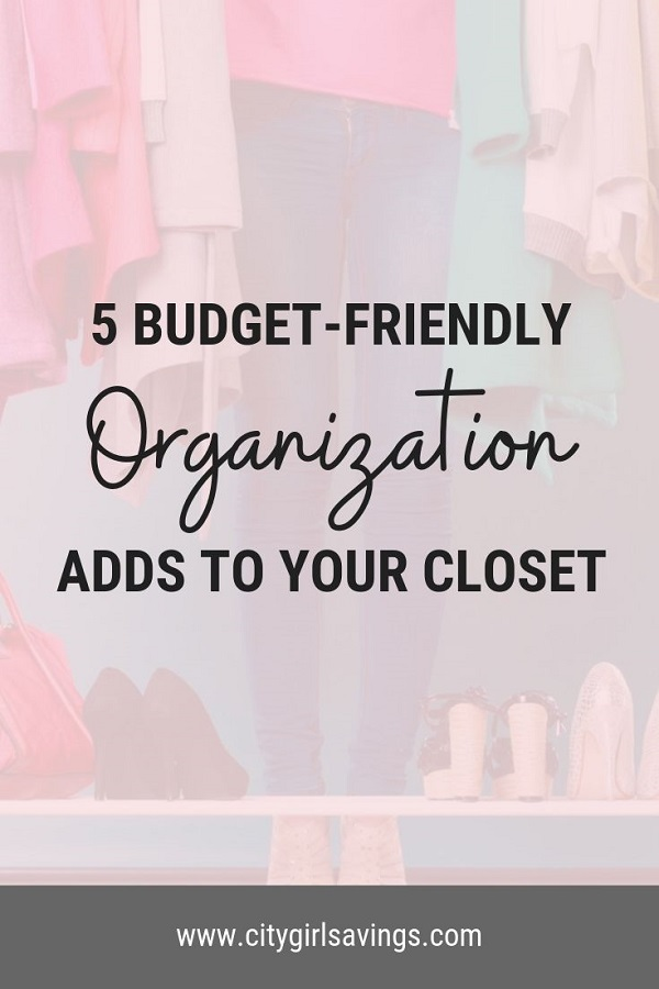 budget-friendly organization adds