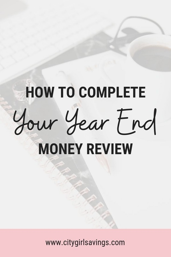 year end money review