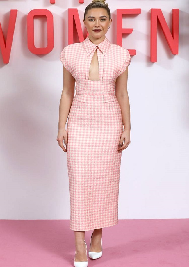 Celebrity Style Watch: Florence Pugh
