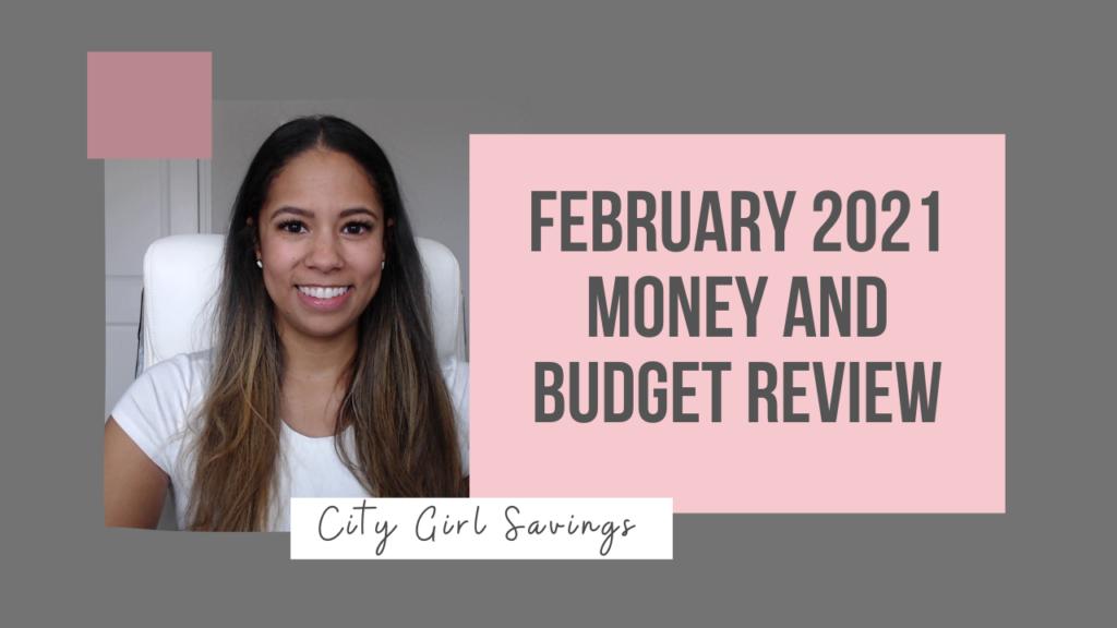 February 2021 Money Review