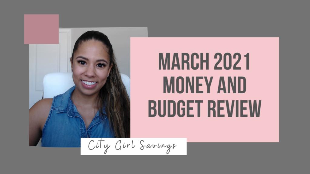 March 2021 Money Pulse Check