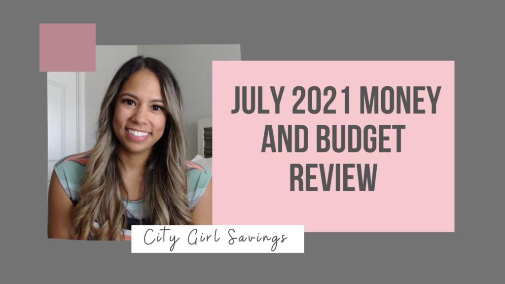 July 2021 Money Pulse Check